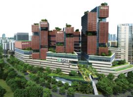 Bukit Merah Medical Facility